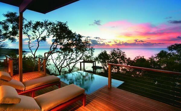 Resort Gran barrera de Coral, Australia. pic.twitter.com/7K5JdNgVqx