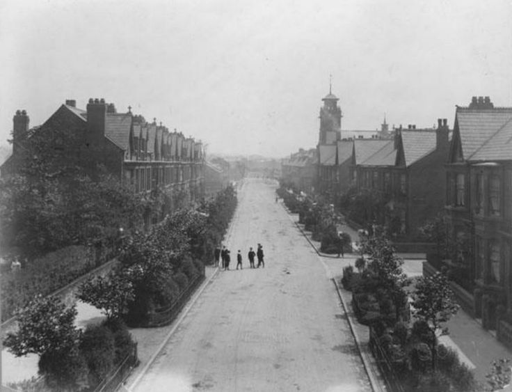 Dovedale Road Mossley Hill Liverpool