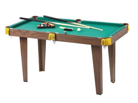 Tigris Wholesale Kids' Medium Pool Table on Legs - Availability: in stock - Price: £95.99