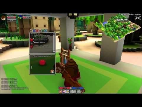 Cube World: Explorers / Videojuego Cube Worlds, mundo de cubos