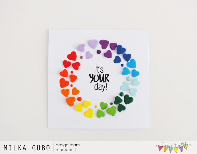 ♥: it's your day