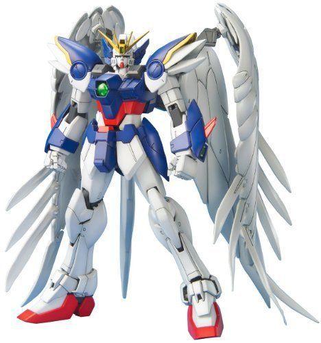 MG 1/100 XXXG - 00 W 0 Wing Gundam Zero (Endless Waltz Edition)