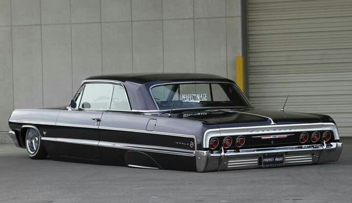 Layed out '64 Impala