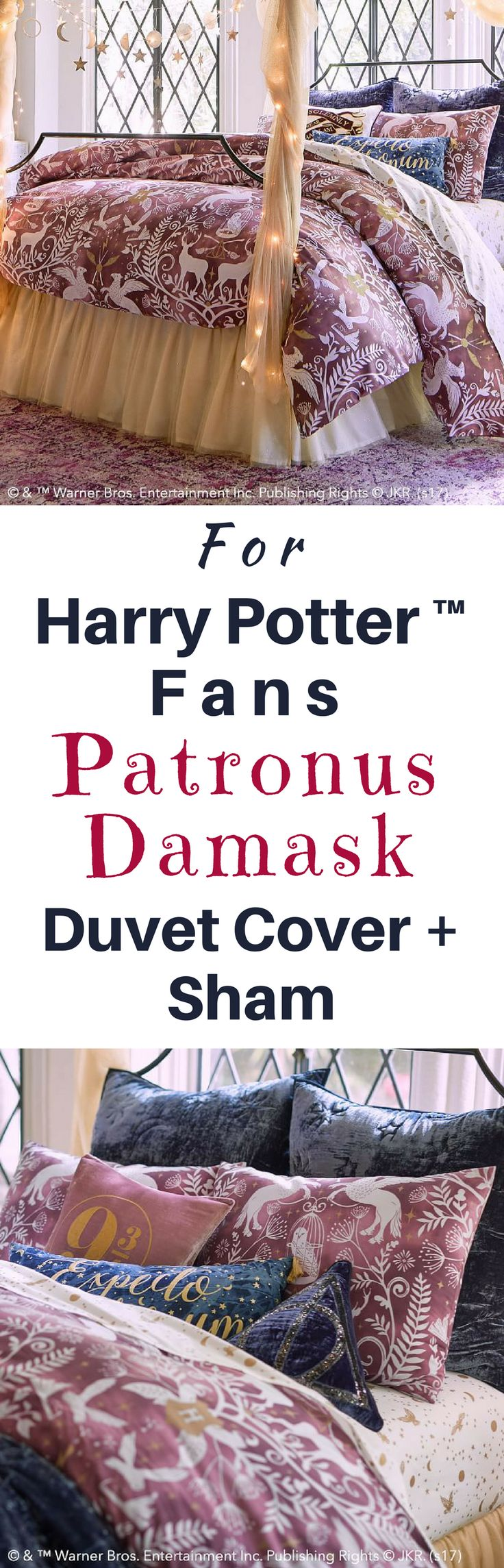 This is awesome Harry Potter Patronus Damask Duvet Cover + Sham! I love it! Great gift idea for Harry Potter fans! NNT #afflink #Harrypotter #harrypotterfan #quilting #harrypotterforever #bestseller #giftideas #GIFTIDEA #gift #christmasgifts #christmas harry potter | harry potter tattoo | harry potter funny | harry potter party | harry potter costume | Harry Potter Film | Harry Potter | Harry Potter Hub | Harry Potter | Harry Potter...Always | ⚡Harry Potter⚡ | harry potter bedding | Harry…