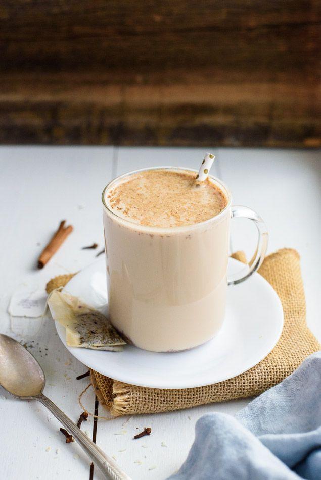 Chai Tea Warming Smoothie