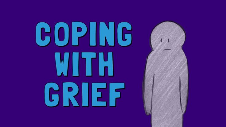 how to stay healthy after loss grief