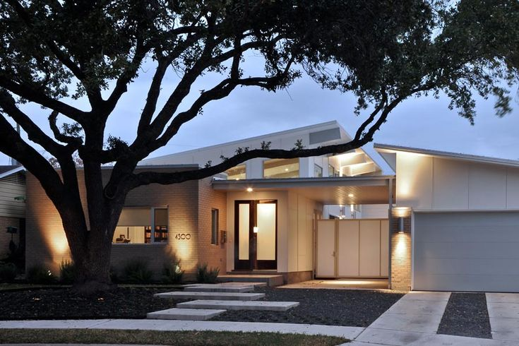 Modern Bungalow designed by StudioMET architects