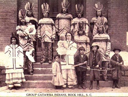 SC Dept of Archives and History | Native American Heritage - Federal and State Recognized Tribes