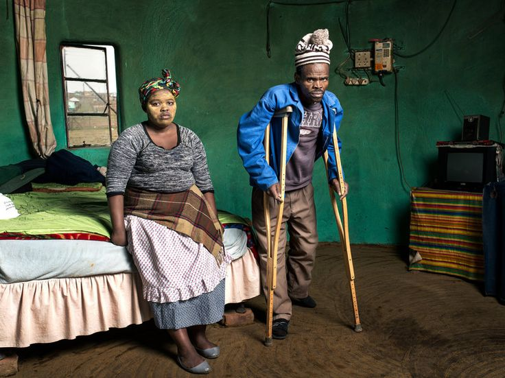 Thousands of South African miners are pursuing a lawsuit against the gold mining industry for failing to protect them for silicosis-- an incurable lung disease. After 32 years working for mining giant, Anglo American, Siporono Phahlam was diagnosed with silicosis in the mine's annual medical exam. He was promptly told to go home and not come back. He received no compensation. DEMAND that your favorite jewelry companies become Made In A Free World here: http://madeinafreeworld.com/action