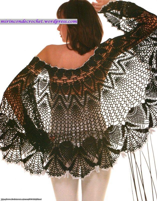 Capas y Chales | Mi Rincon de Crochet | Página 2