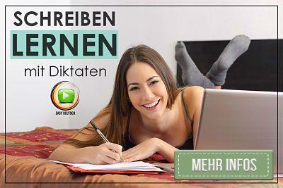 Deutsch Schreiben Lernen