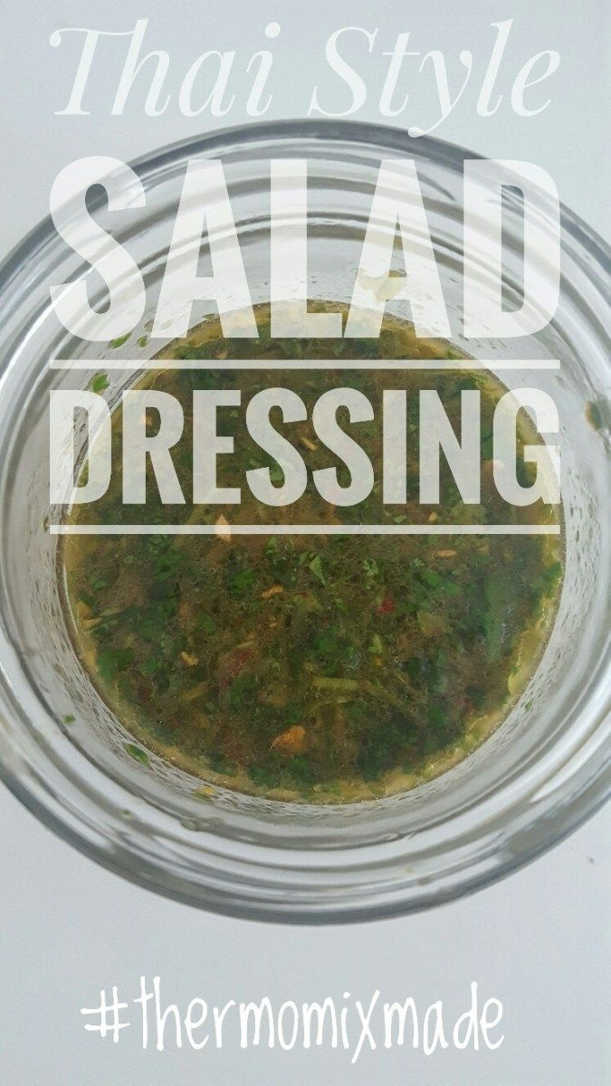 Salad isn't something I like that much and I rarely want to eat it even though I know how good it us for me. I do love asain salad dressing though, they are packed full of flavour and can tur…