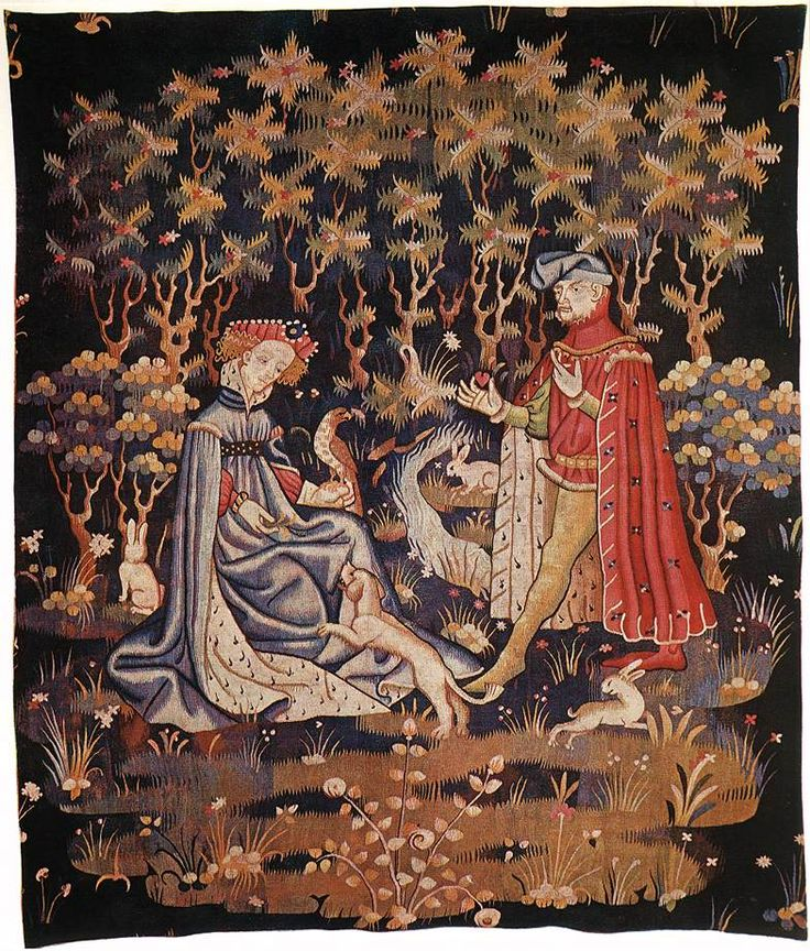 Bien connu 182 best Tapestries images on Pinterest | Medieval tapestry  MW39