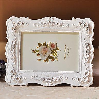"7.75""H Contemporary Style Lucency Table Top Picture Frame – USD $ 14.99"