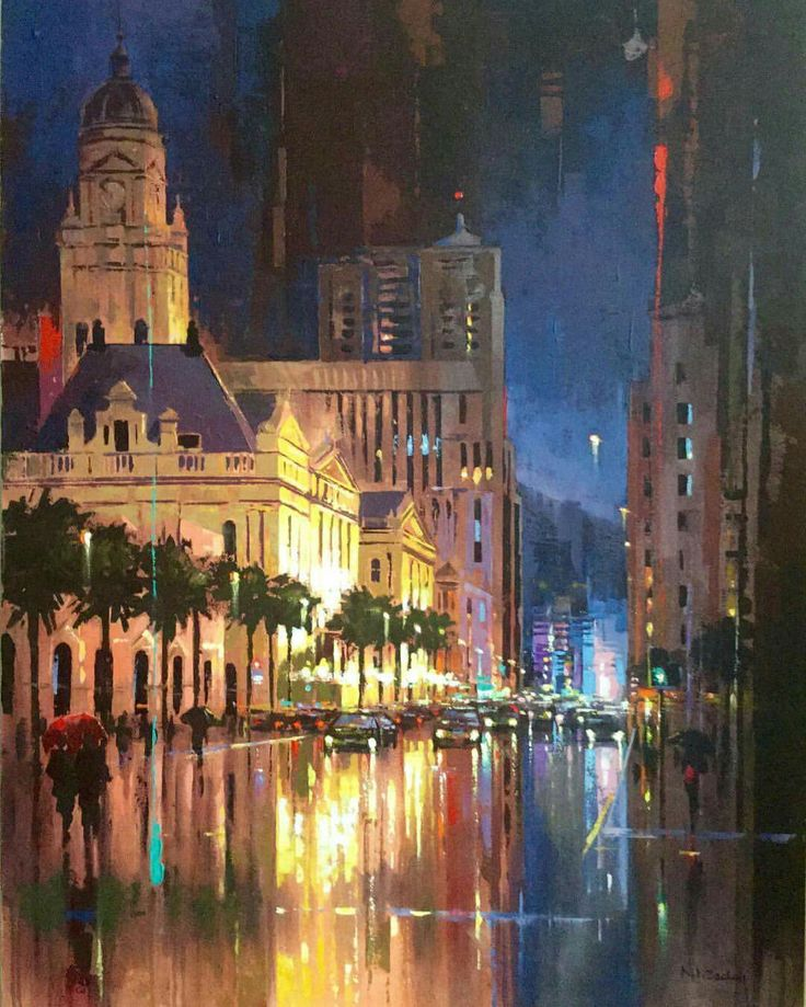 Nasser N. Zadeh - Cape Town