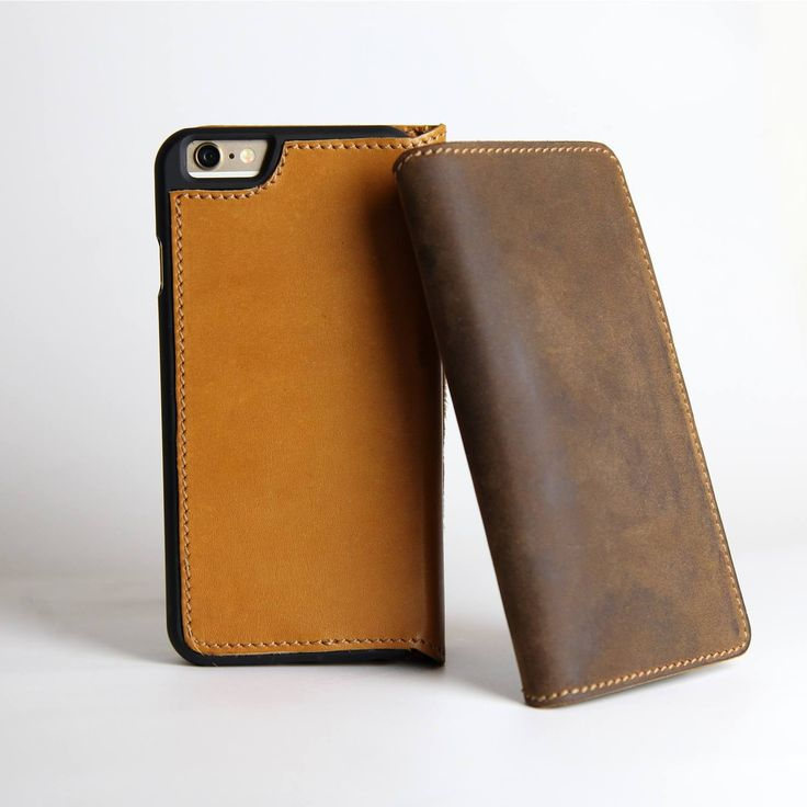 Lastu rugged case for iPhone 6 / 6S and iPhone 7  Made from finest vintage oiled leather.  More: lastucase.com