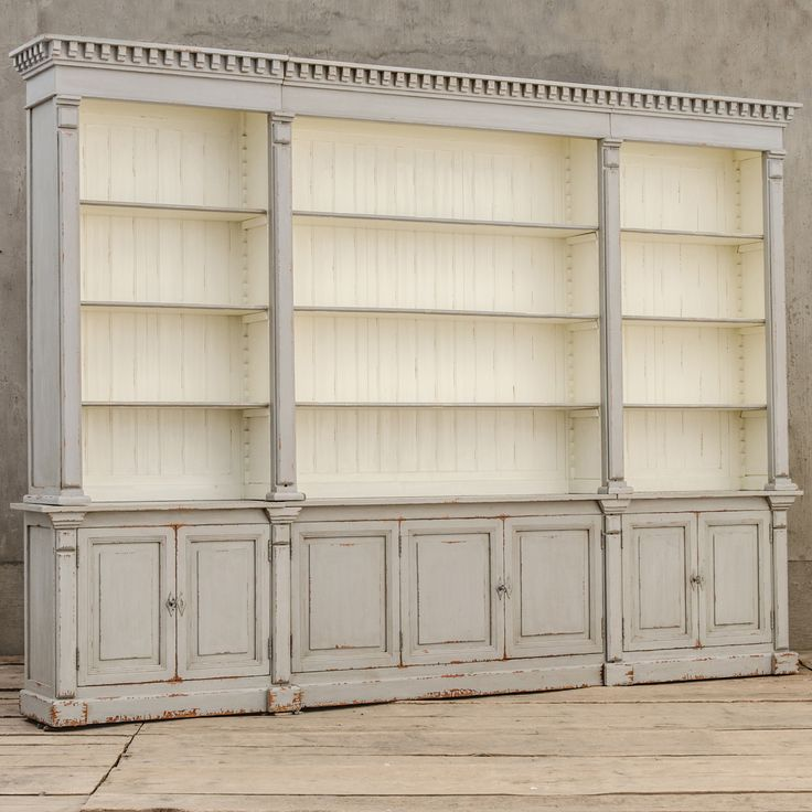 Aleta Savannah Bookcase @LaylaGrayce.  I would luv to fill this bookcase with lots of beautiful things!