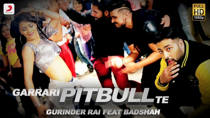 "Sony Music presents the latest Punjabi video song Of The Year""Garrari Pitbull Te""in voice of Gurinder Rai featuring Rap Sensation Badshah.Music by JSL Singh lyrics by Badshah Video by Robby Singh,Latest Punjabi song 2016"