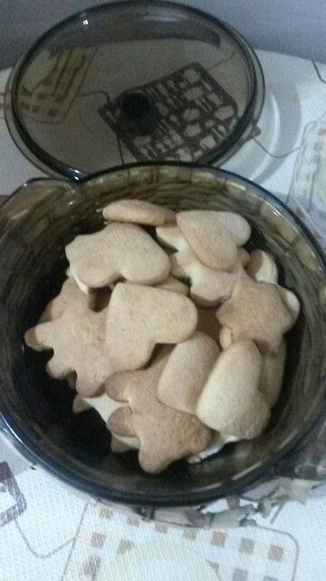Şekilli kurabiye