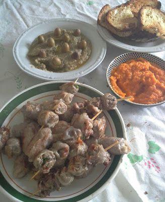 Terra degli Ulivi: Un pranzo alternativo