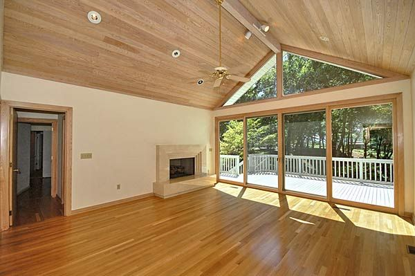 cedar tongue and groove ceiling - Google Search