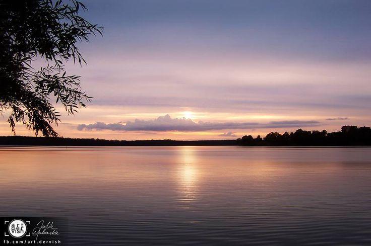 Jezioro Ełckie  Autor art dervish - Julita Dubowska