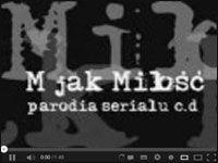 Parodia serialu telewizyjnego M jak Miłość http://www.smiesznefilmy.net/m-jak-milosc-parodia-serialu #mjakmilosc #love #serial