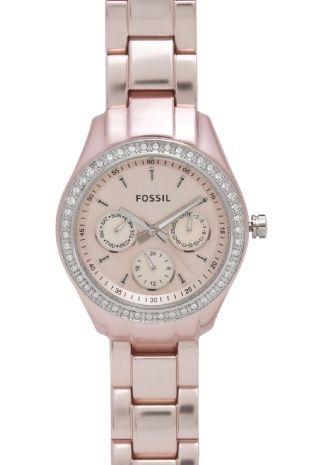 Fossil Stella Aluminium Watch: Fossil Stella