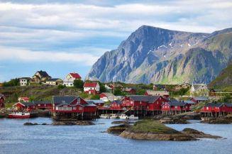 Norvège en été