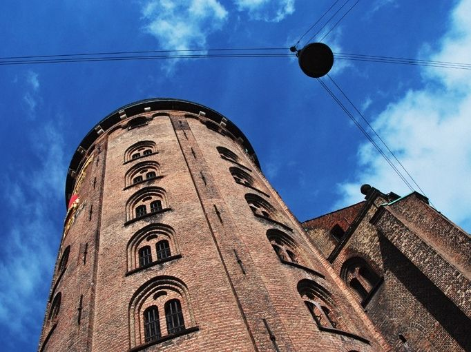 Rundetårn: la Torre rotonda a Copenaghen