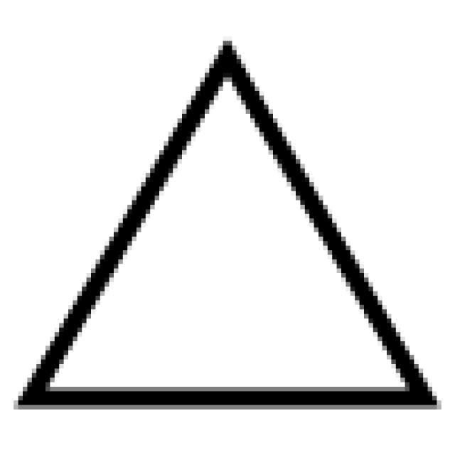 Alchemy Symbols: Fire - Alchemy Symbol