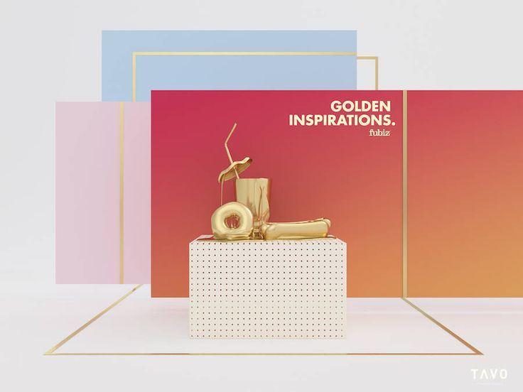 Fubiz Golden Inspirations