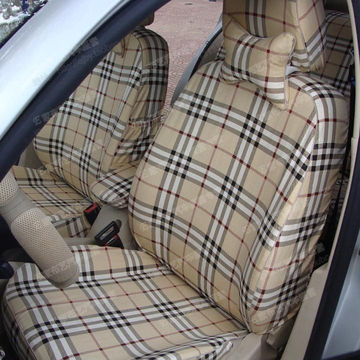Four Seasons car seat cover - made ​​Car Covers - Burberry Lige child classic stitching - Fox - Carnival ZTM122 - China shopping, taobao agent ,Buy from China shop online website
