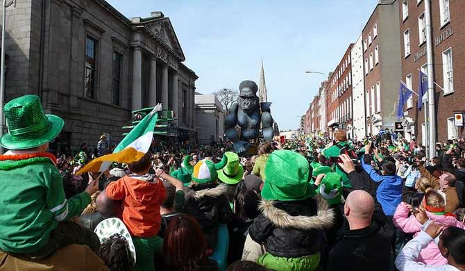 "7 Day St Pats All Ireland    St Patrick's Day in Dublin plus <a href=""http://www.hostelman.com/attractions/united-kingdom/northern-ireland/bushmills/world-her... Get more information about the 7 Day St Pats All Ireland on Hostelman.com #event #Ireland #culture #social #travel #destinations #tips #packing #ideas #budget #trips"