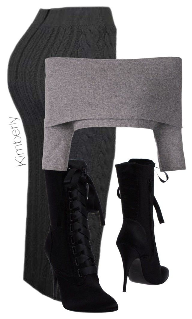 """""""Untitled #1737"""" by whokd ❤ liked on Polyvore featuring Balmain and Dorothee Schumacher"""