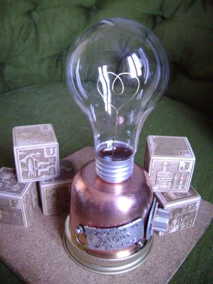 54 Best Images About Steampunk Lamps On Pinterest See