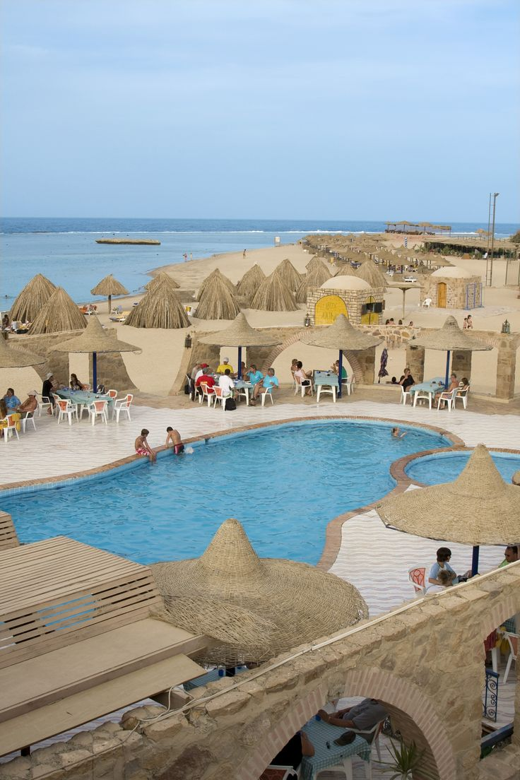 Piscina in Utopia Beach, Marsa Alam