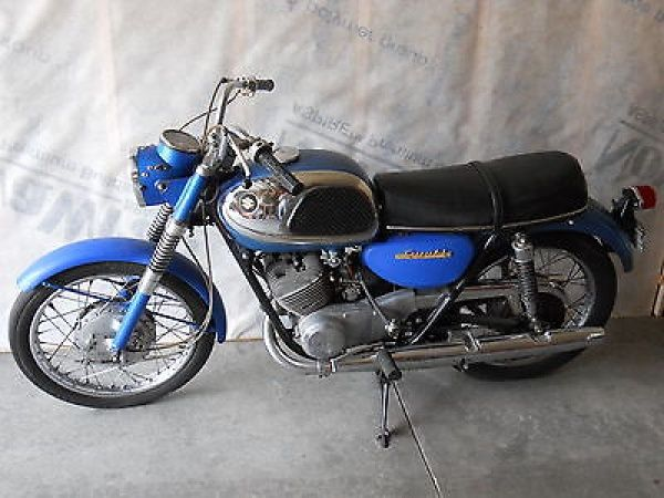 Can not 1967 suzuki t20 hustler