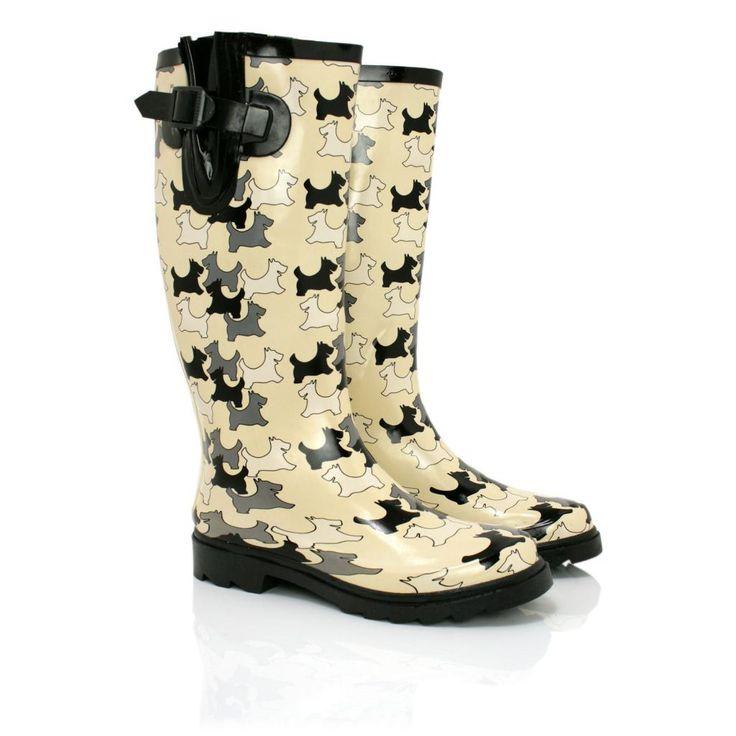 New Womens Flat Festival Wellies Wellington Knee High Rain Boots Size | eBay