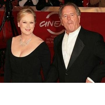 Meryl Streep and Don Gummer     married 34 years