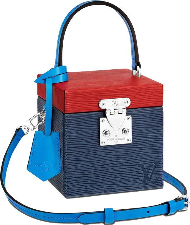 5dbb7fcda1 Louis Vuitton Bleecker Box Bag