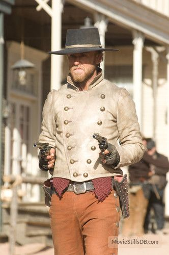 3:10 to Yuma publicity still of Ben Foster as Charly Prince