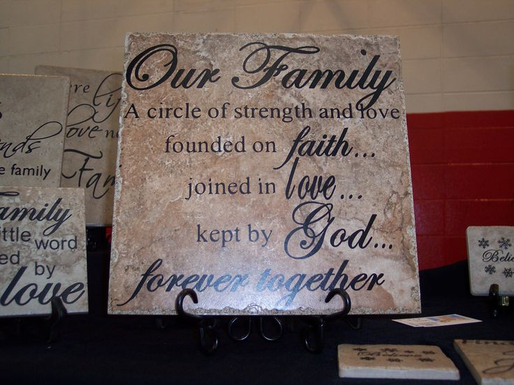 Ceramic Tiles With Sayings : Best images about ceramic tile gifts on pinterest