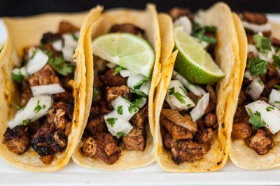 Tacos al Pastor What's For Dinner? | What's For Dinner? | recipes and cooking