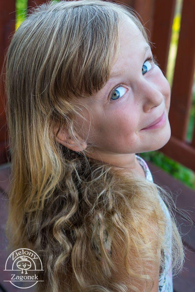 Zielony Zagonek » Piękne włosy? Wyrzuć szampon i mydło
