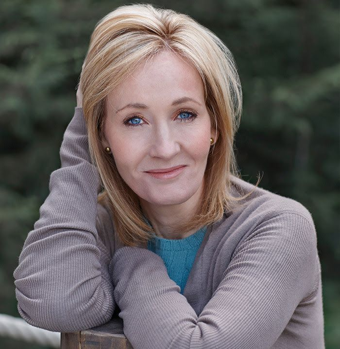 Jk Rowling Rowling Harry Potter Harry Potter Author Rowling