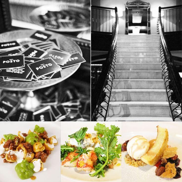 1 star - Restaurant Del Posto - New York #italianfood #italianchef #italianrestaurant www.100ITA.com