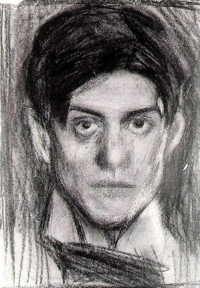 Как изменились автопортреты Пикассо с15до90лет
