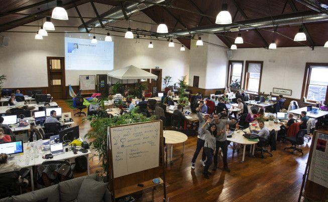 Hub Melbourne #coworking (Melbourne, Australia)
