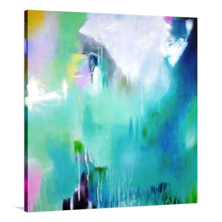 Le Matin | Canvas Print | Various Sizes